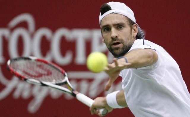 Nicolas Kiefer se je leta 2004 povzpel na četrto mesto na svetovni teniški lestvici. FOTO: Sergej Karpuhin/Reuters