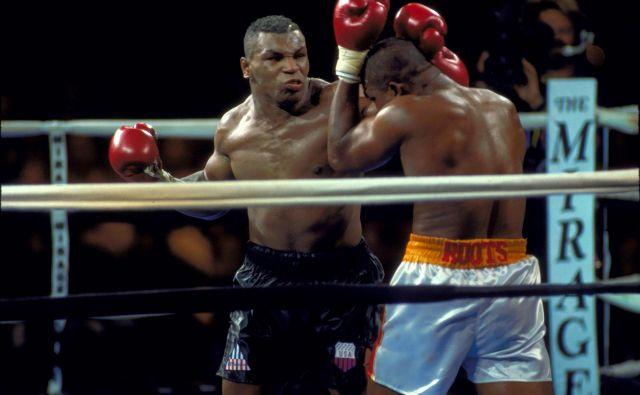 Mike Tyson je bil leta 1988 na vrhuncu moči. FOTO: Reuters