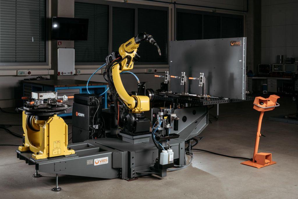 Trend so adaptivno varjenje in laserji