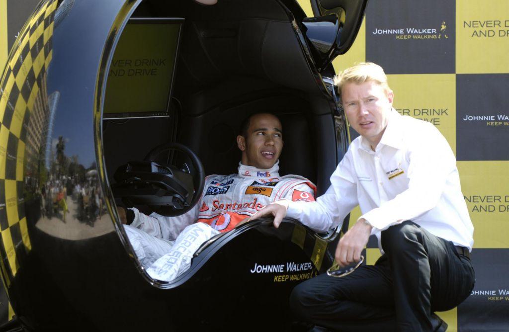 FOTO:Lewisa Hamiltona lahko ogrozi le drugi Mercedesov adut