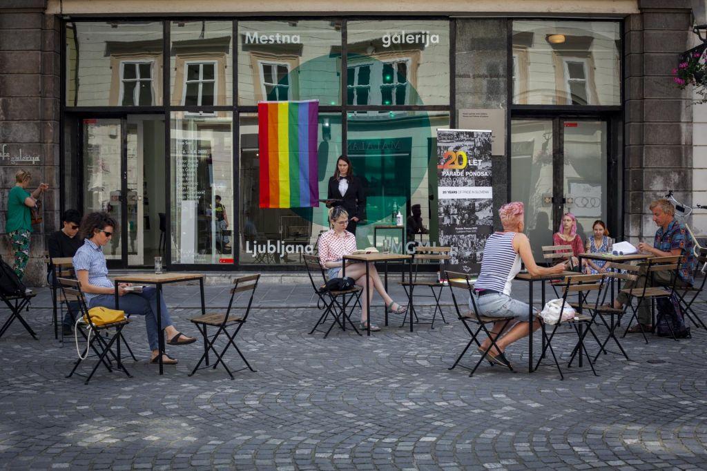 FOTO:Ko bomo vsi enaki, nam o pravicah LGBTI ne bo več treba govoriti