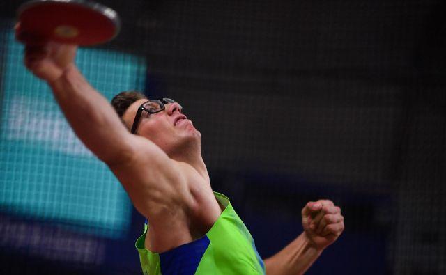 Kristjan Čeh v koronavirusni sezoni meče v nedogled. FOTO: AFP