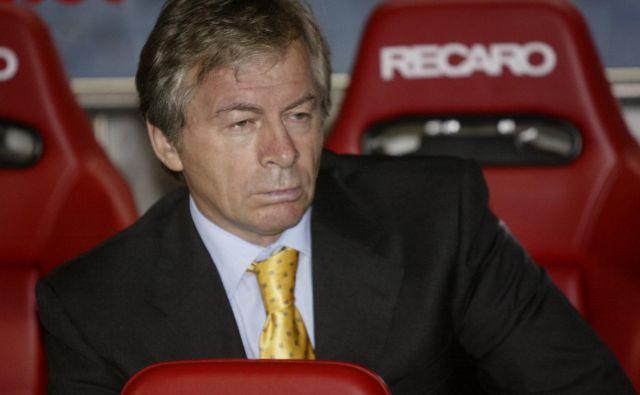 Ilija Petković je bil po igralski karieri zelo uspešen trener. FOTO: Reuters