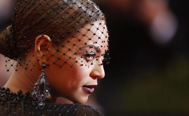 Beyoncé<strong> </strong>je nagrado prejela za dobrodelno delo, ki ga je opravila prek svoje fundacije BeyGOOD. FOTO: Carlo Allegri/Reuters