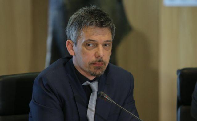 Primož Karpe že drugi mandat vodi nadzorni svet NLB. Foto: Jož�e Suhadolnik