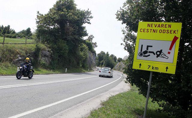 Lepo vreme je na plano zvabilo številne motoriste. FOTO: Mavric Pivk/Delo