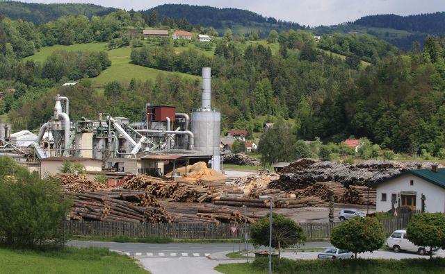 Turški lastniki tovarne so zagon proizvodnje napovedovali že lansko pomlad. Foto Tadej Regent