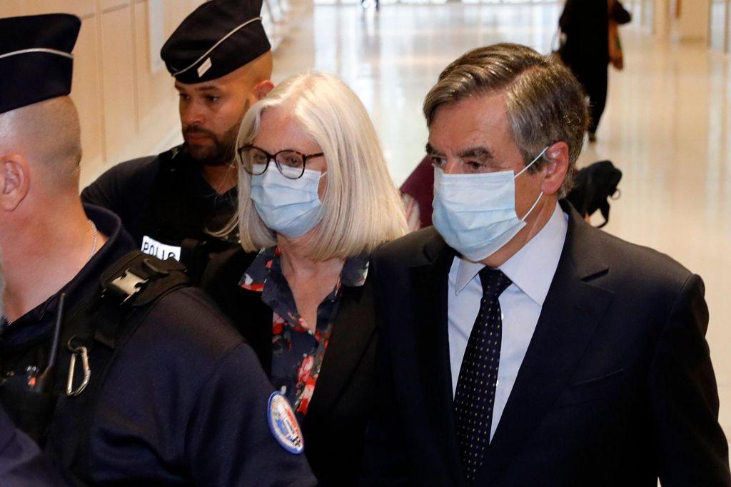 Nekdanji francoski premier obsojen na zaporno kazen