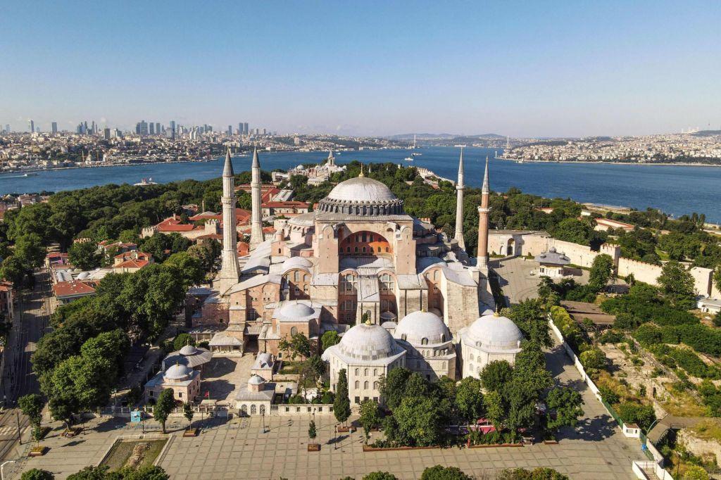 Bo istanbulska ikona znova postala mošeja?