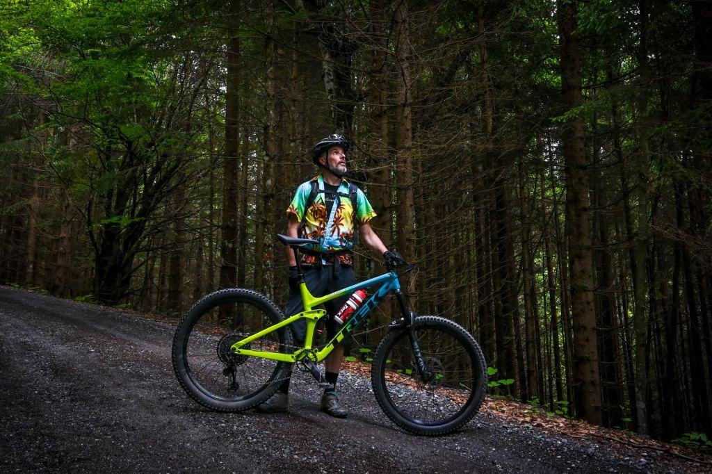 FOTO:Četudi so stara kolesa še dobra, so nova varnejša