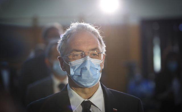 Notranji minister Aleš Hojs je danes nepreklicno odstopil. FOTO: Jože Suhadolnik/Delo