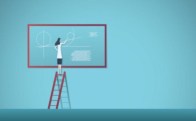 Žensk v znanosti ni dramatično manj kot moških, a povsem drugače je na najvišjih položajih in pri nagradah. Foto Shutterstock