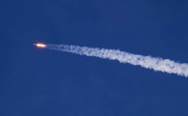Falcon 9 FOTO: Spacex