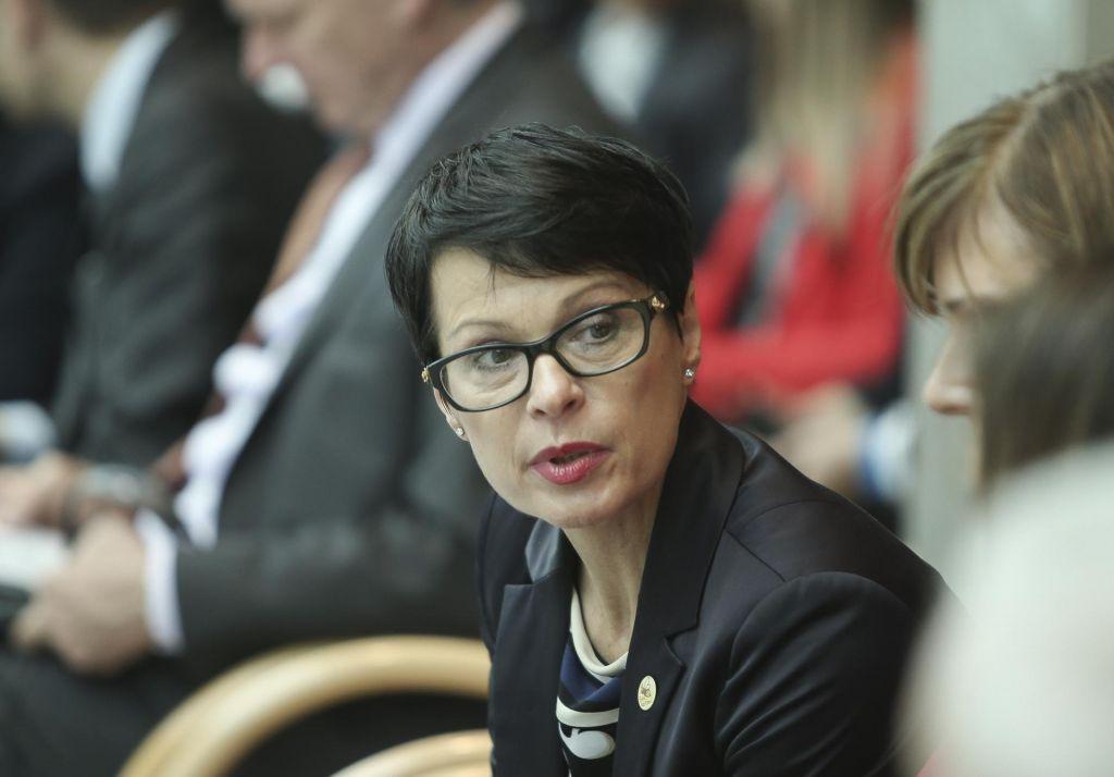 Odstopila je veleposlanica v Švici Marta Kos