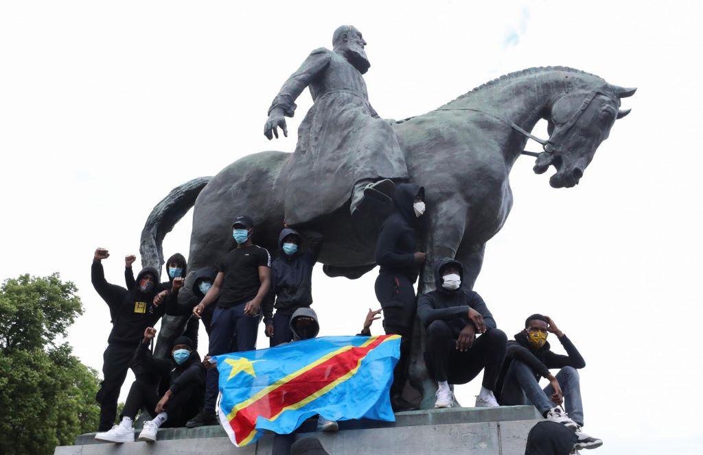 Belgijski kralj obžaluje kolonialno krutost v Kongu