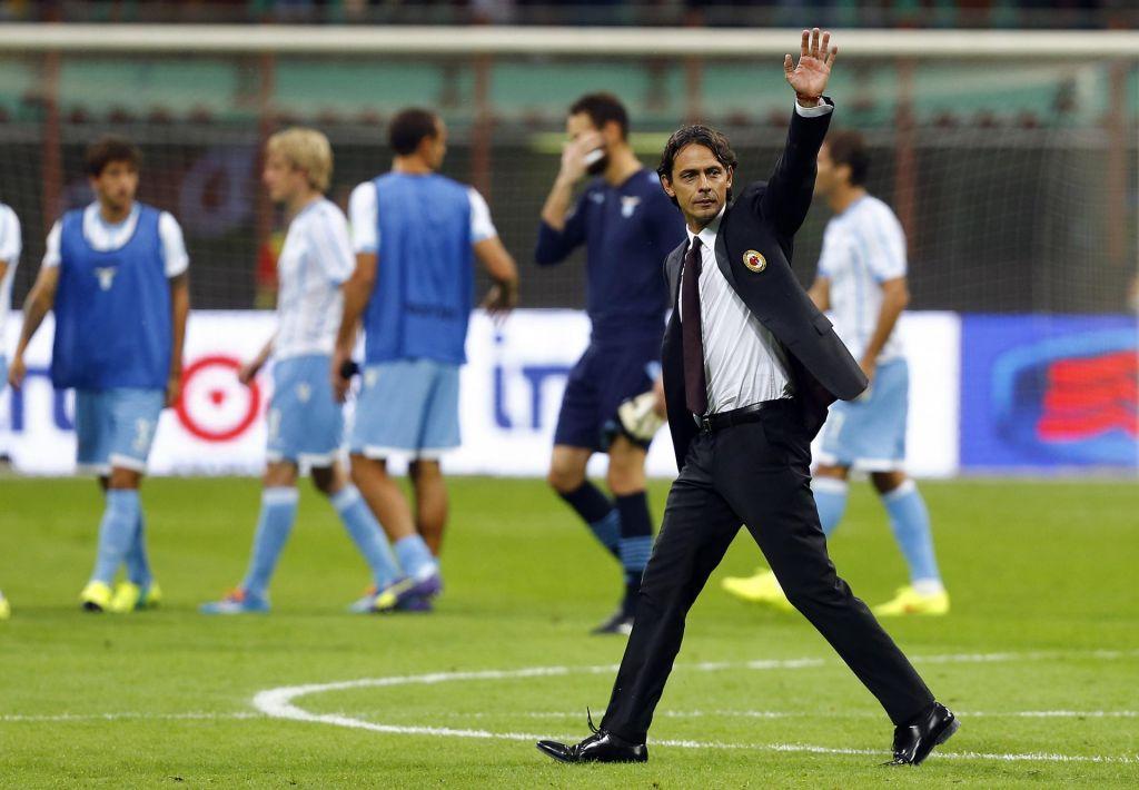 Rekordni Pippo Inzaghi čaka na bratovo senzacijo