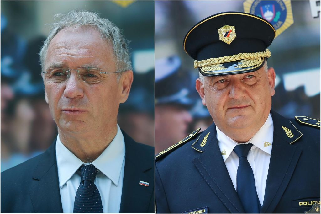 Notranji minister Hojs nepreklicno odstopil, Janša odstop sprejel