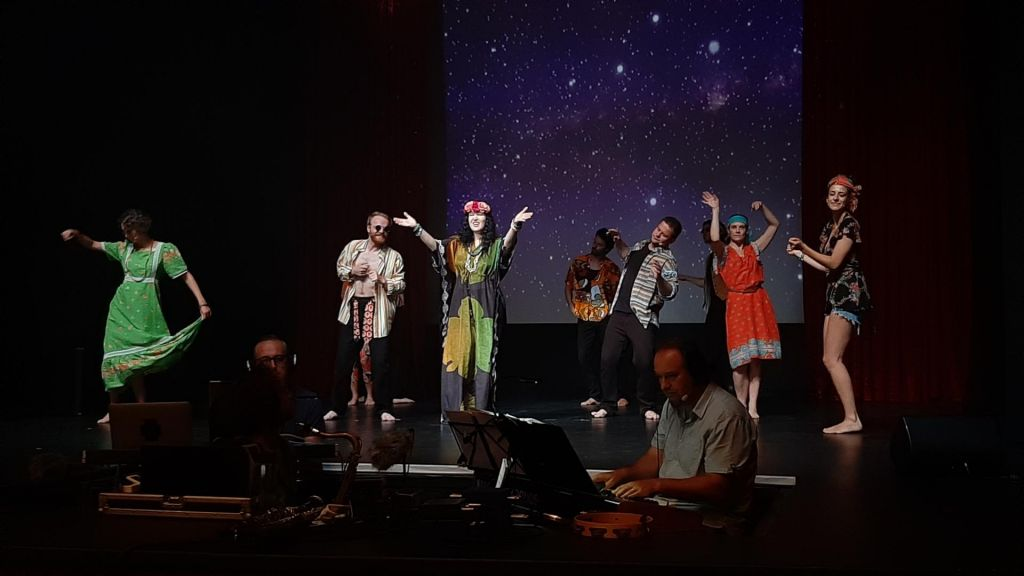 FOTO:Predstava o najboljšem, kar premore Broadway