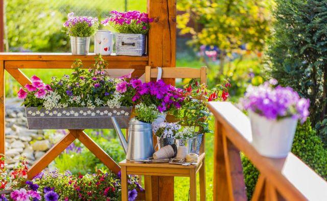 Prihodnjih 14 dni bo čas za vaš balkon! Foto iMarzi/Shutterstock