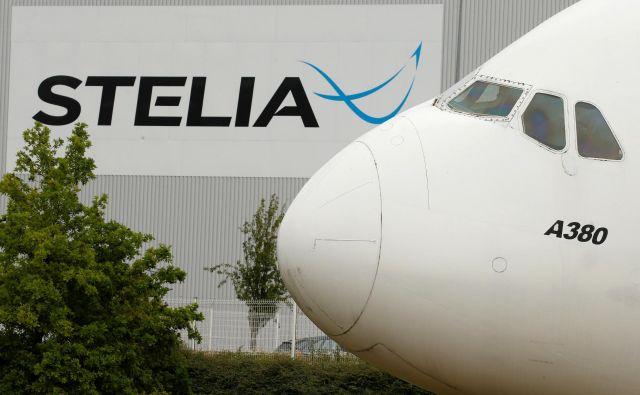 V Stelia Aerospace bodo odpustili 5000 ljudi.<br /> Foto: REUTERS/Pascal Rossignol