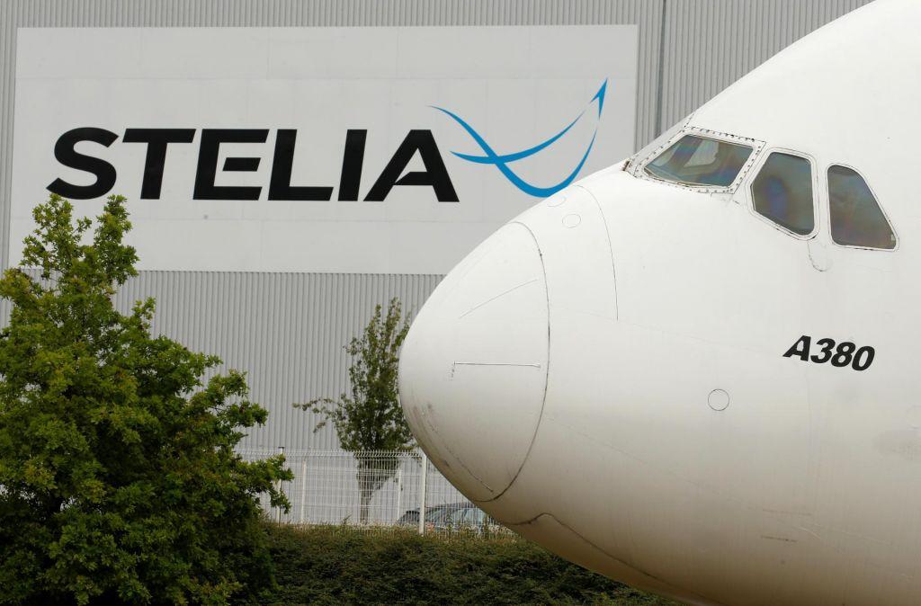 Evropska letalska industrija na tleh