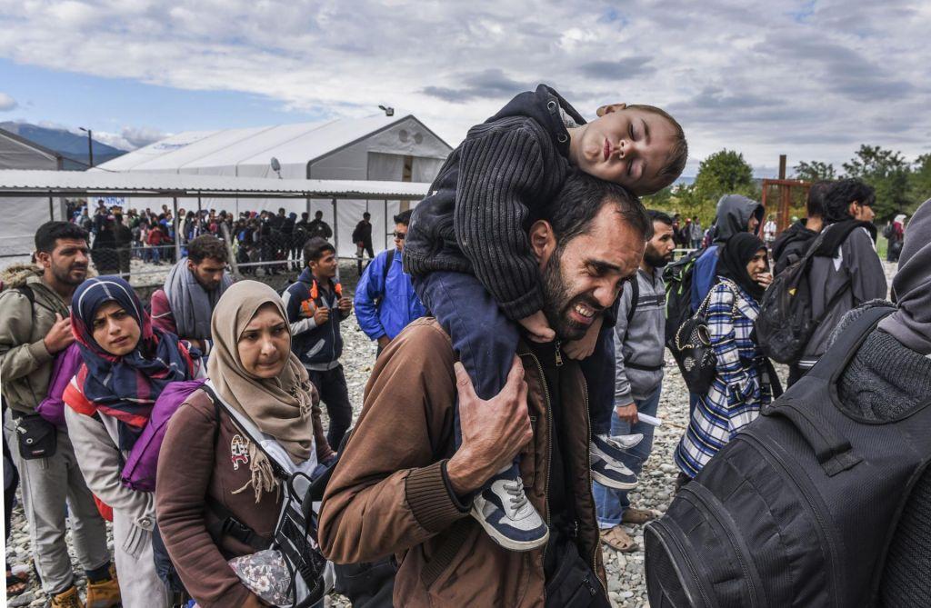 Na meji med Bosno in Hrvaško ustreljen begunec