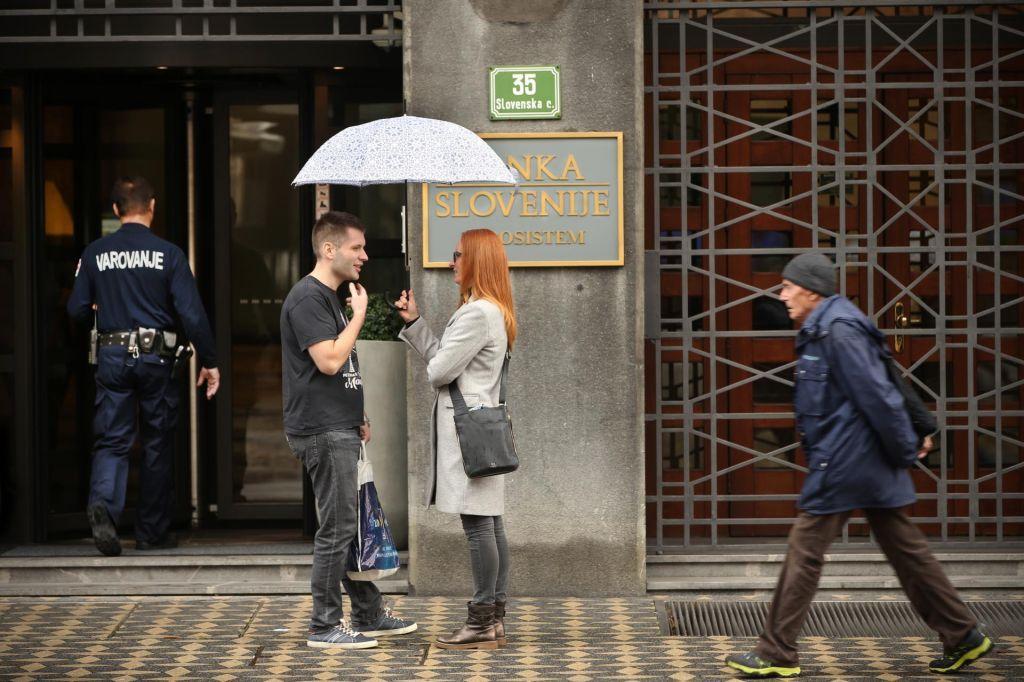 Mehko pravo in Banka Slovenije