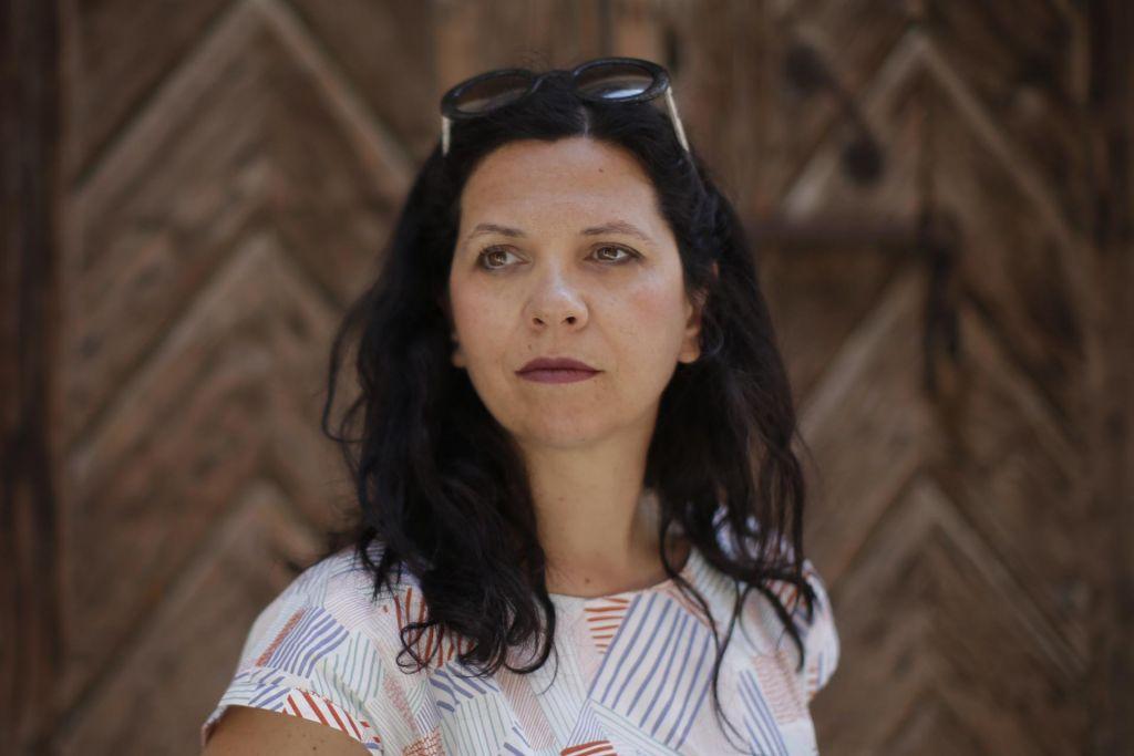 FOTO:Karmen Švegl: V vojnah ni več nobenih pravil