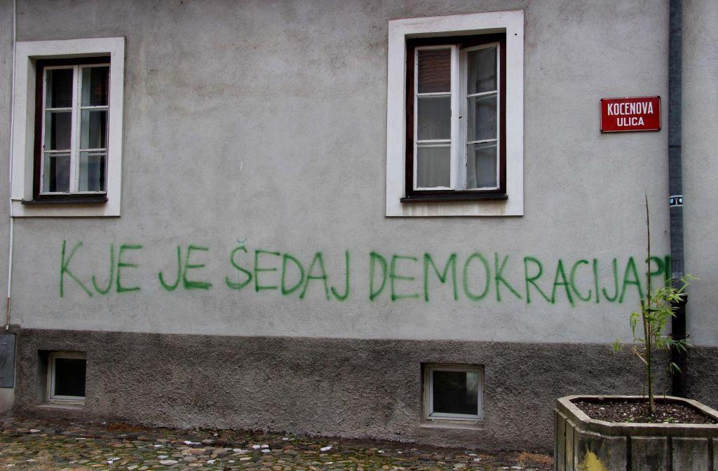 O krizi demokracije (v Evropi in Sloveniji)