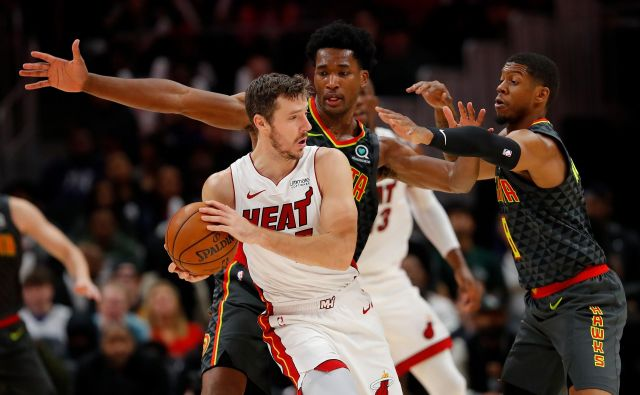 Goran Dragić že odšteva dneve do nadaljevanja lige NBA v Orlandu. FOTO: AFP