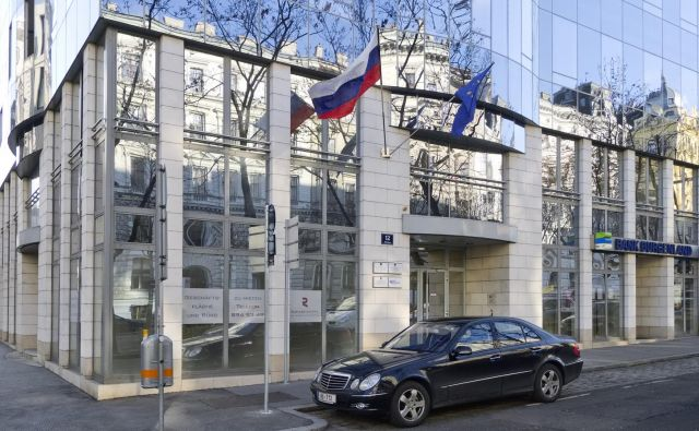 Diplomati imajo posebne privilegije tudi pri nakupih v brezcarinskih prodajalnah sredi Dunaja. Ugodne cene so zadišale tudi uslužbencu slovenskega veleposlaništva na Dunaju. FOTO: Peter Gugerell/Wikipedia