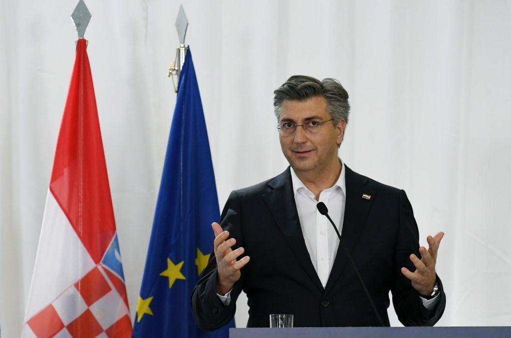 Plenković: Za hrvaške državljane ob vstopu v Slovenijo brez sprememb