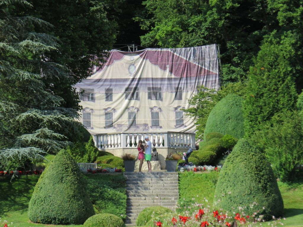 FOTO:Kulisa dvorca zamenjava za mega projekt