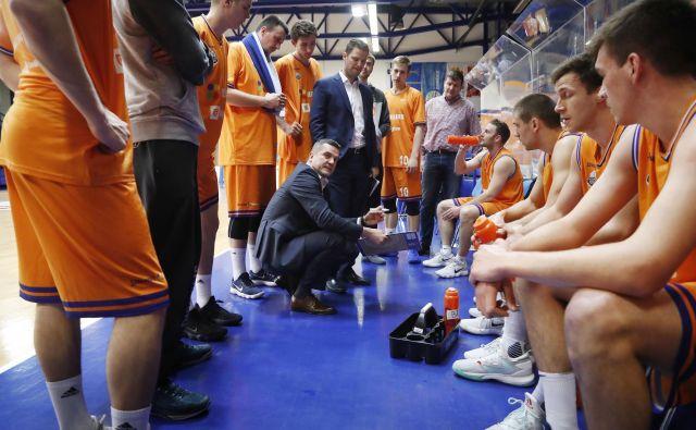 Domžalčani bodo branili slovenske barve v drugem razredu reuonalne košarke. FOTO: Leon Vidic