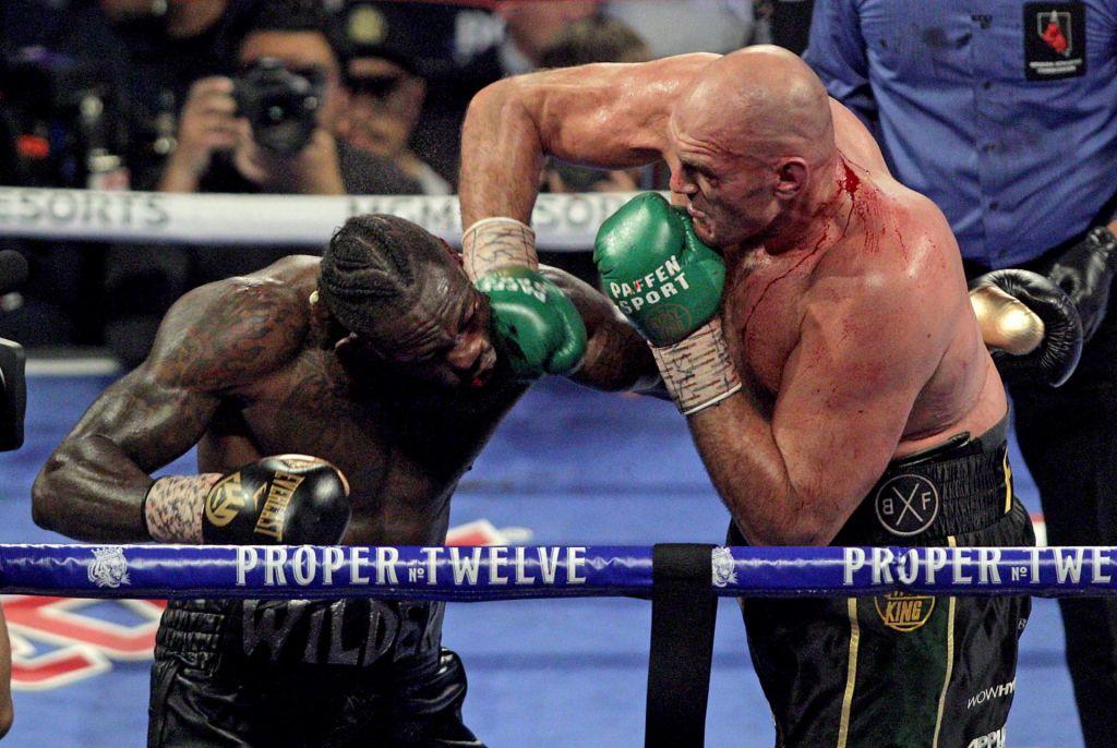 Hude obtožbe zoper Tysona Furyja