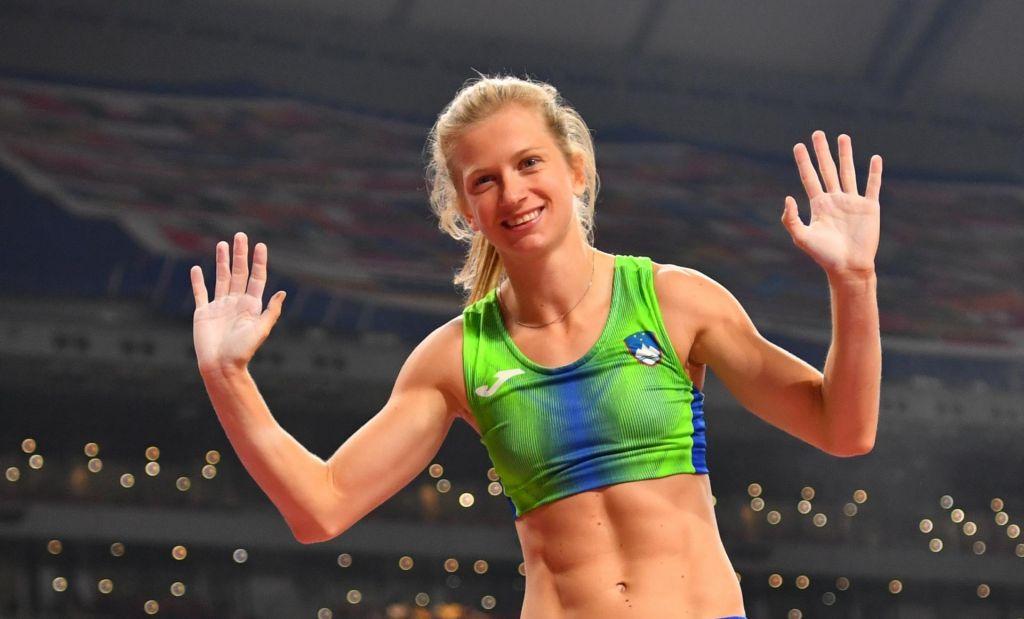 Tina Šutej dosegla izid sezone na svetu in nov slovenski rekord