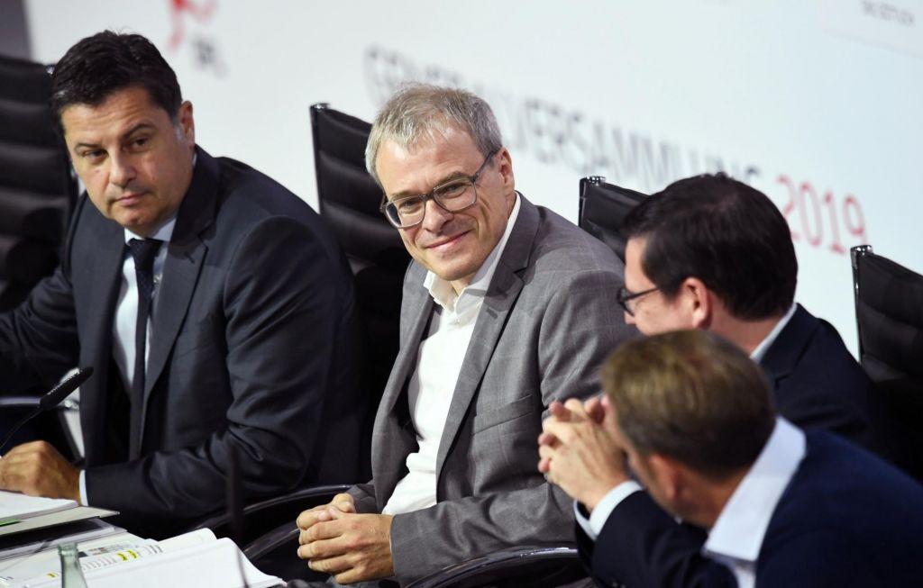 Nemčija prva zagnala nogomet, bo prva tudi vrnila gledalce?