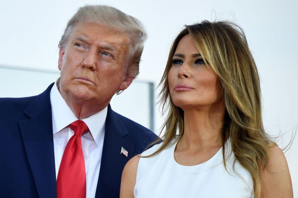 FOTO:Trump z zagotovilom, da bodo ZDA kmalu imele odgovor na koronavirus