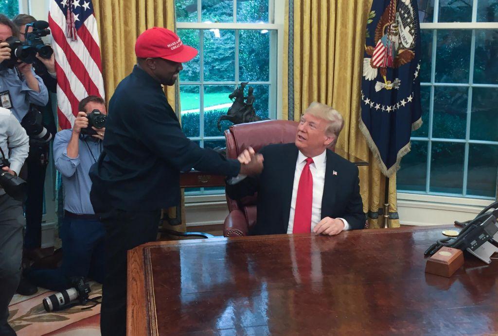 Raper Kanye West v boj za predsednika ZDA