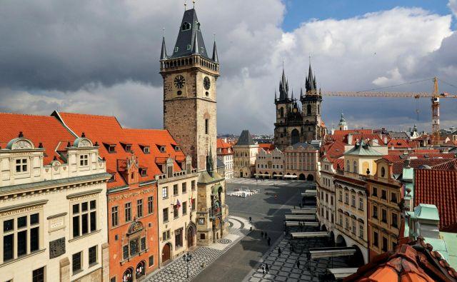 Številčno so slovenska podjetja v srednji in vzhodni Evropi dobro zastopana s svojimi hčerinskimi družbami, a večinoma so to prodajna zastopstva z nekaj ali celo samo enim zaposlenim. Na Češkem imajo za 136 milijonov evrov neposrednih naložb. Foto David W. Cerny/Reuters