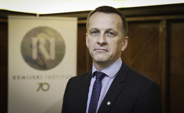 Prof. dr. Gregor Anderluh FOTO: Jože Suhadolnik/Delo