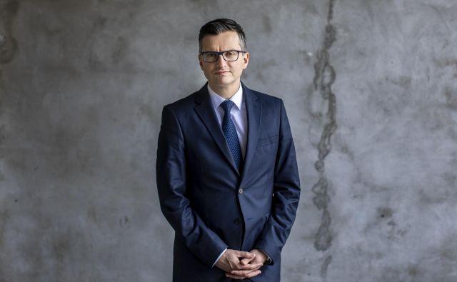 Marjan Šarec, predsednik LMŠ, nekdanji premier, Ljubljana, 2. 6. 2020 Foto Voranc Vogel