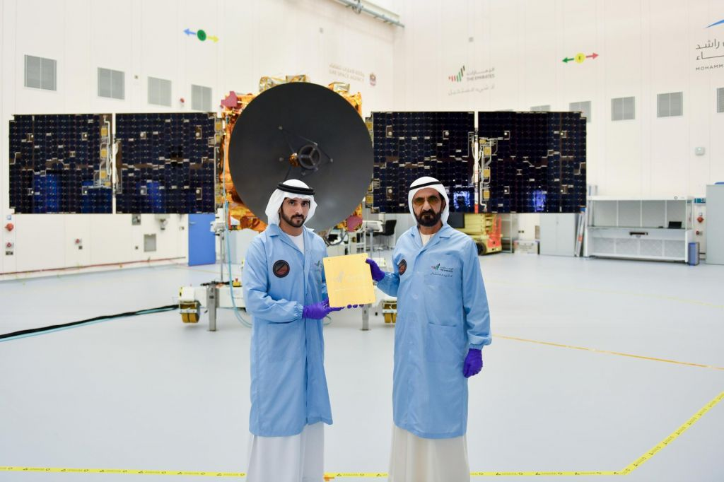 Tudi Emirati se spogledujejo z Marsom