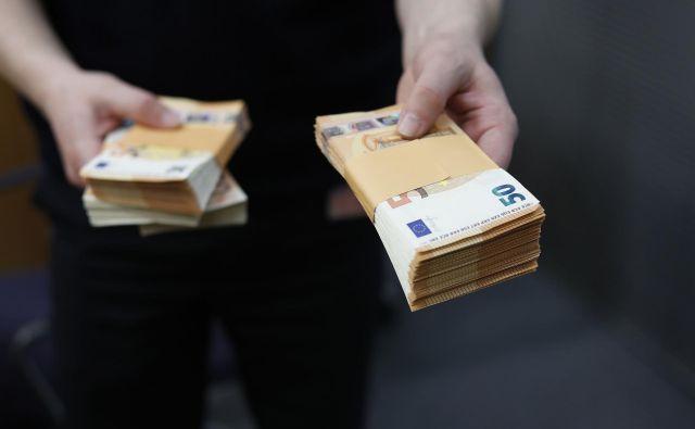 Zanimanje za iskanje lastniškega kapitala prek borze kot tudi za pridobivanje sredstev z izdajo obveznic je v Sloveniji veliko manjše od evropskega povprečja. Foto Leon Vidic