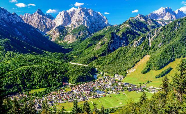 V Slovenijo pridemo v 22. od 37 etap. FOTO: Kärnten Werbung Gmbh