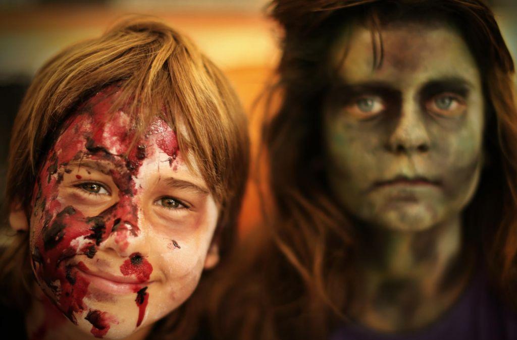 FOTO:Kaj bodo pili zombiji, če ne bodo pili vina?