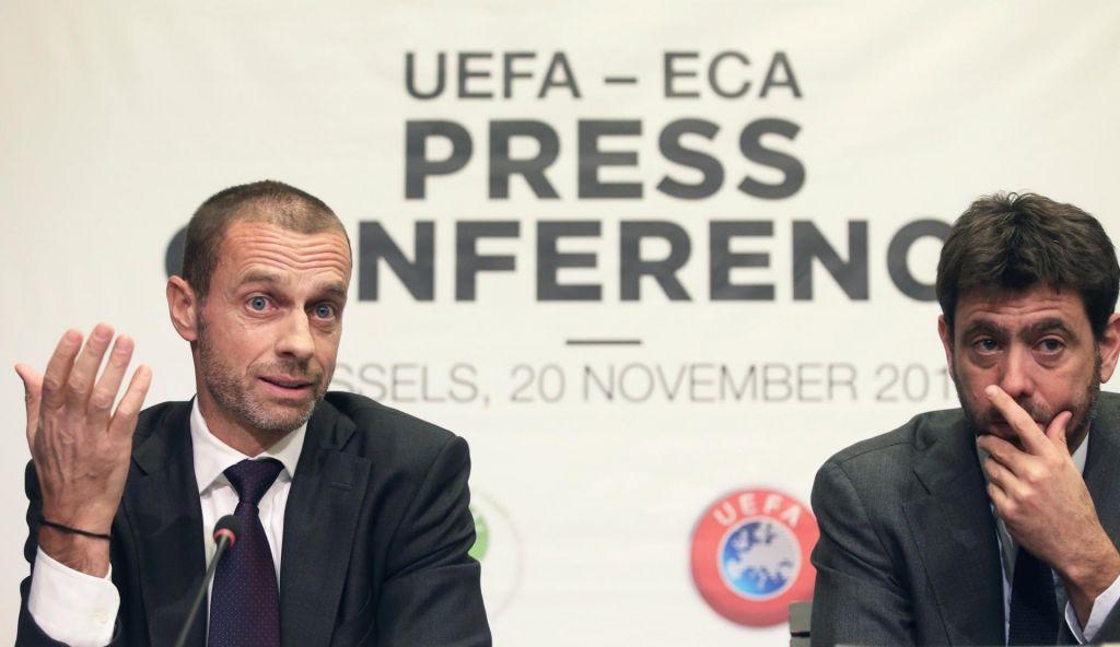 Evropski nogometni klubi ob štiri milijarde evrov