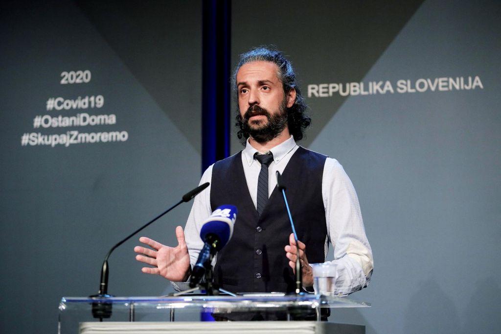 Slovenija ima raven okužb držav na rumenem seznamu