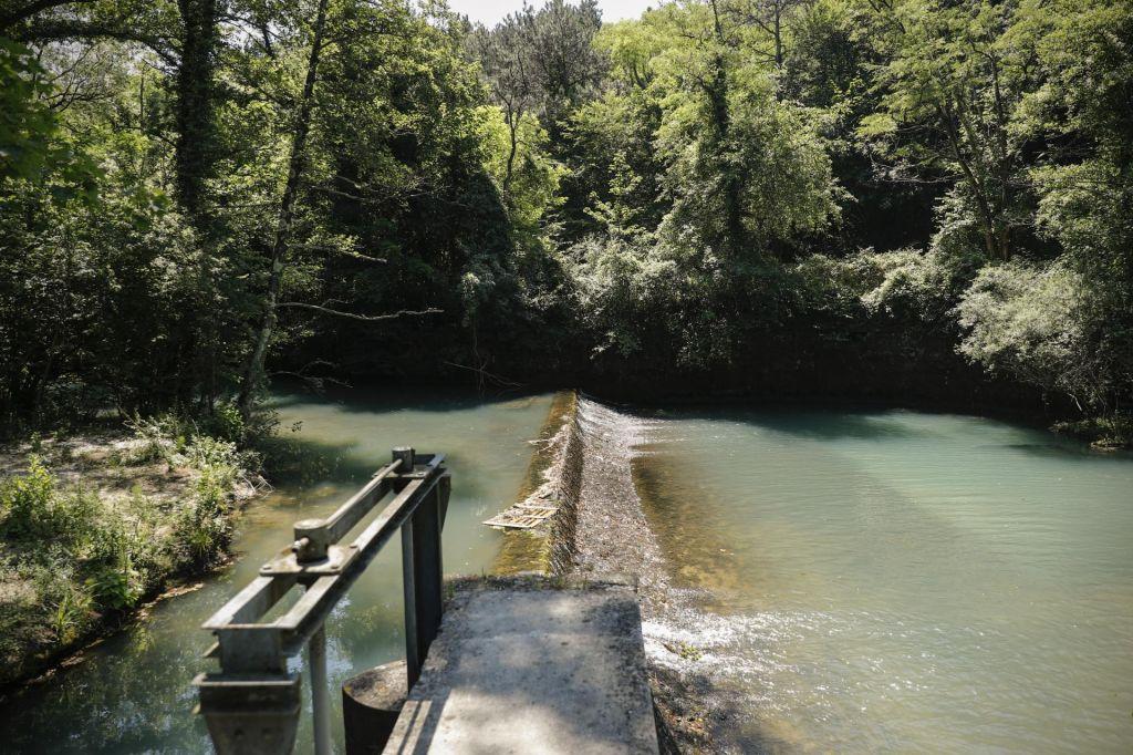 Vizjak je Istri obljubil dodatni vodni vir