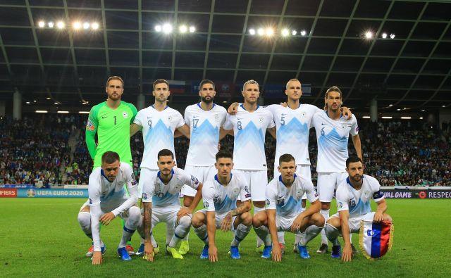 Tudi slovenska nogometna reprezentanca bo jeseni spet dejavna. FOTO: Tomi Lombar